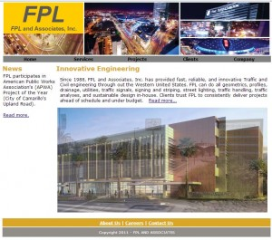 The Previous FPL Website