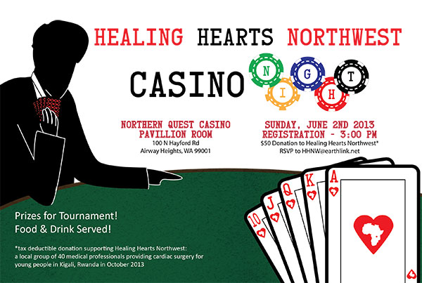 Casino Night for Healing Hearts Northwest
