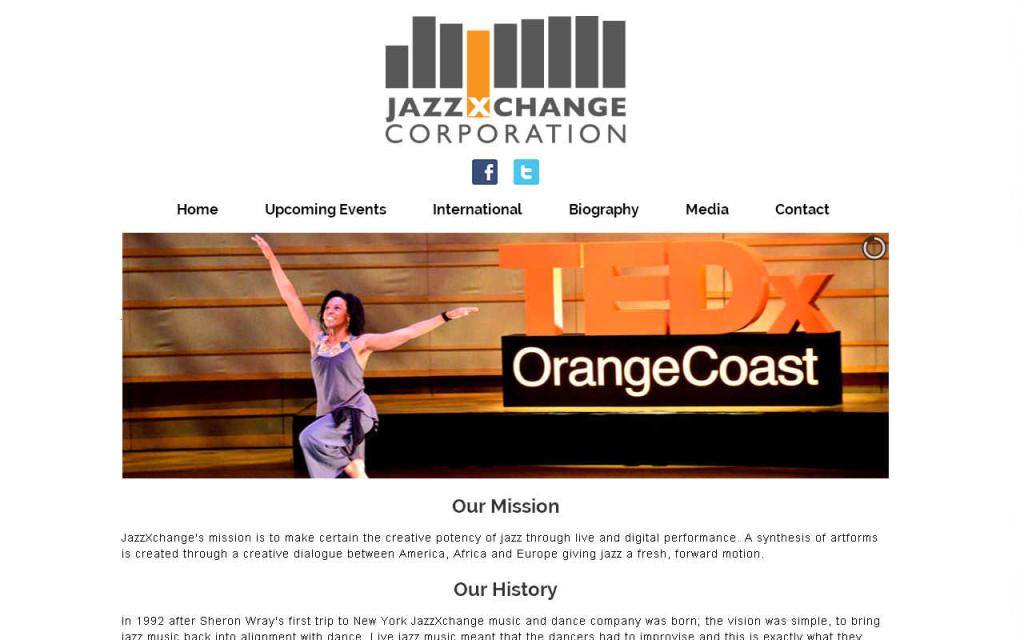 jazzxchange website